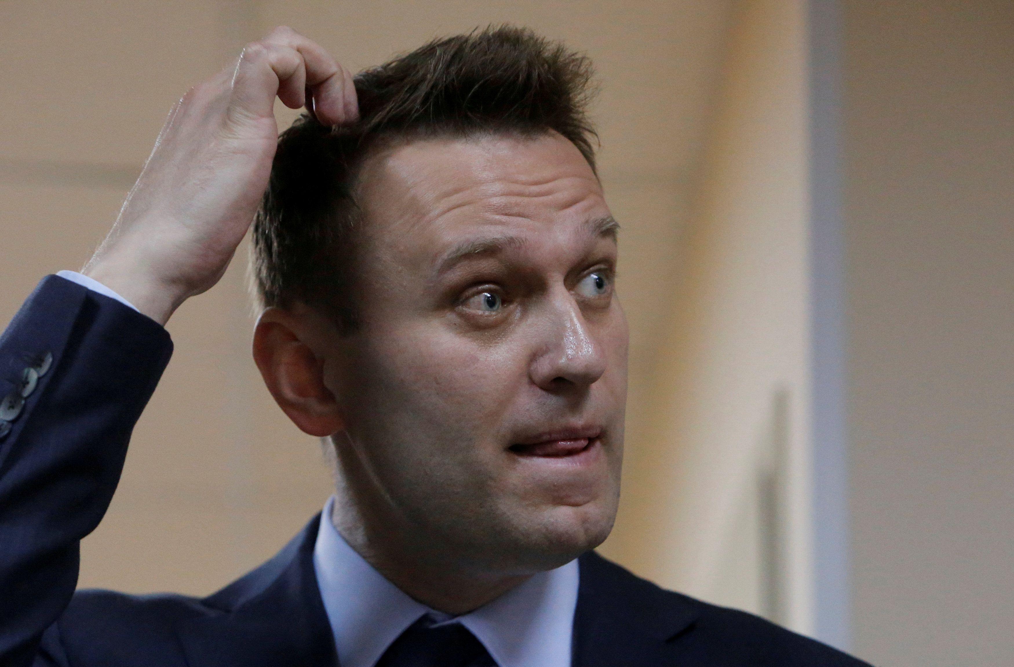 Алексей Навальный живет на биткоины оппозиции?
