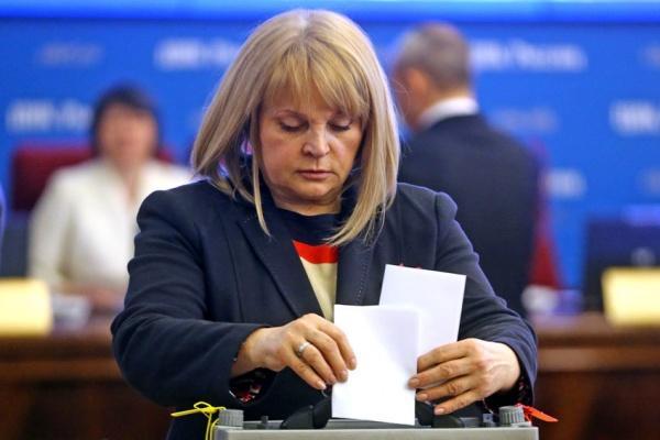 Председатель ЦИК Элла Памфилова мечтает об использовании блокчейна на выборах