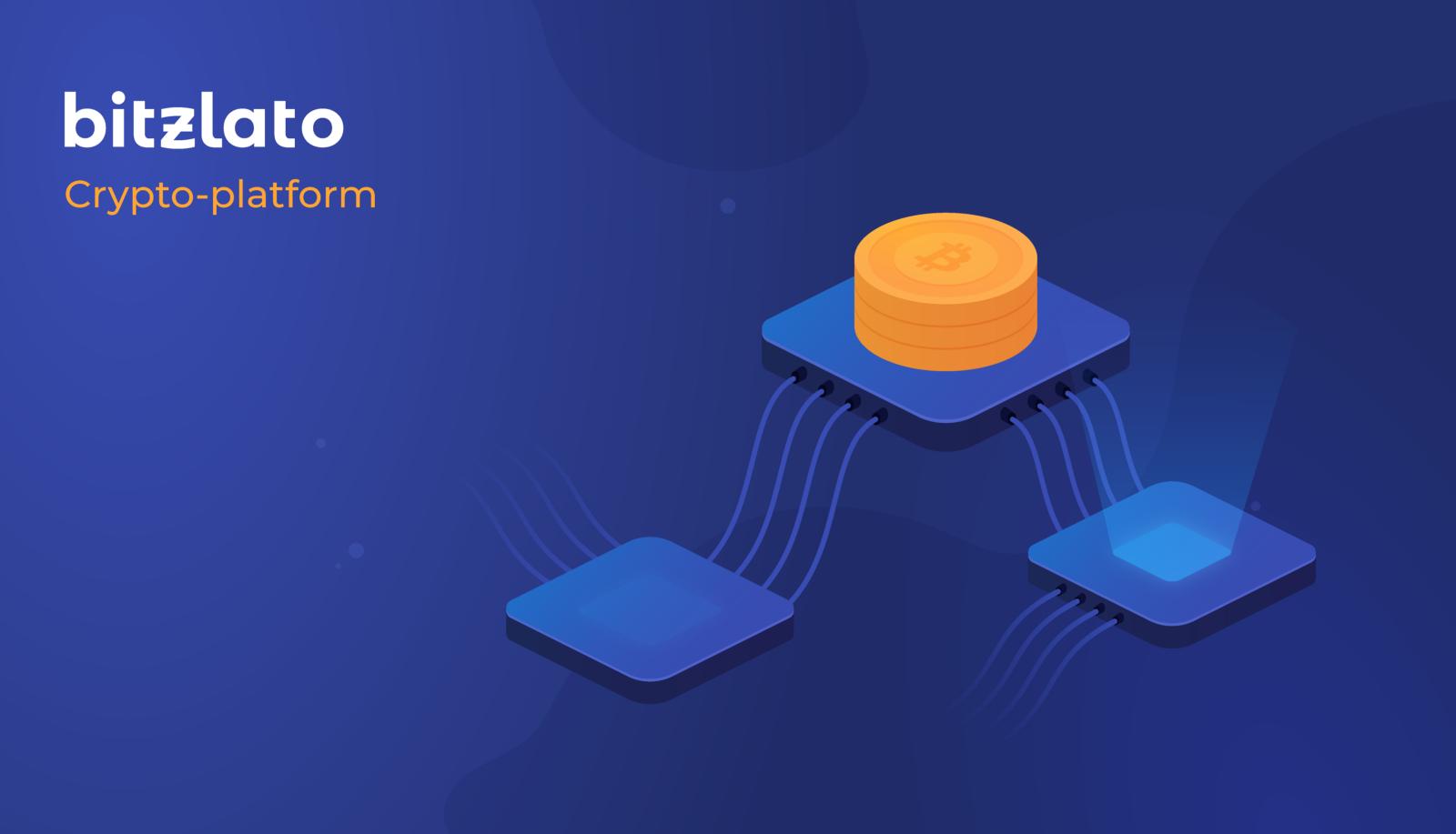 Как обменять криптовалюту в Bitzlato и ChangeBot