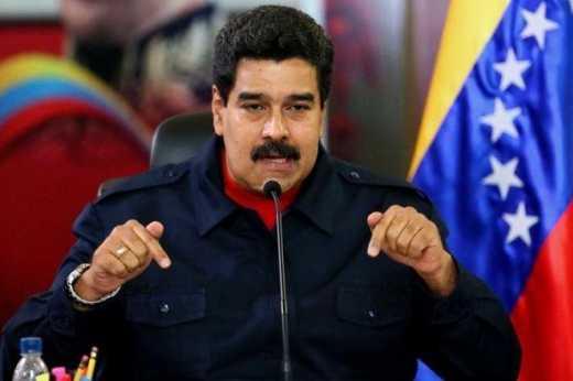Президент Венесуэлы Николас Мадуро получил полномочия по регулированию El Petro