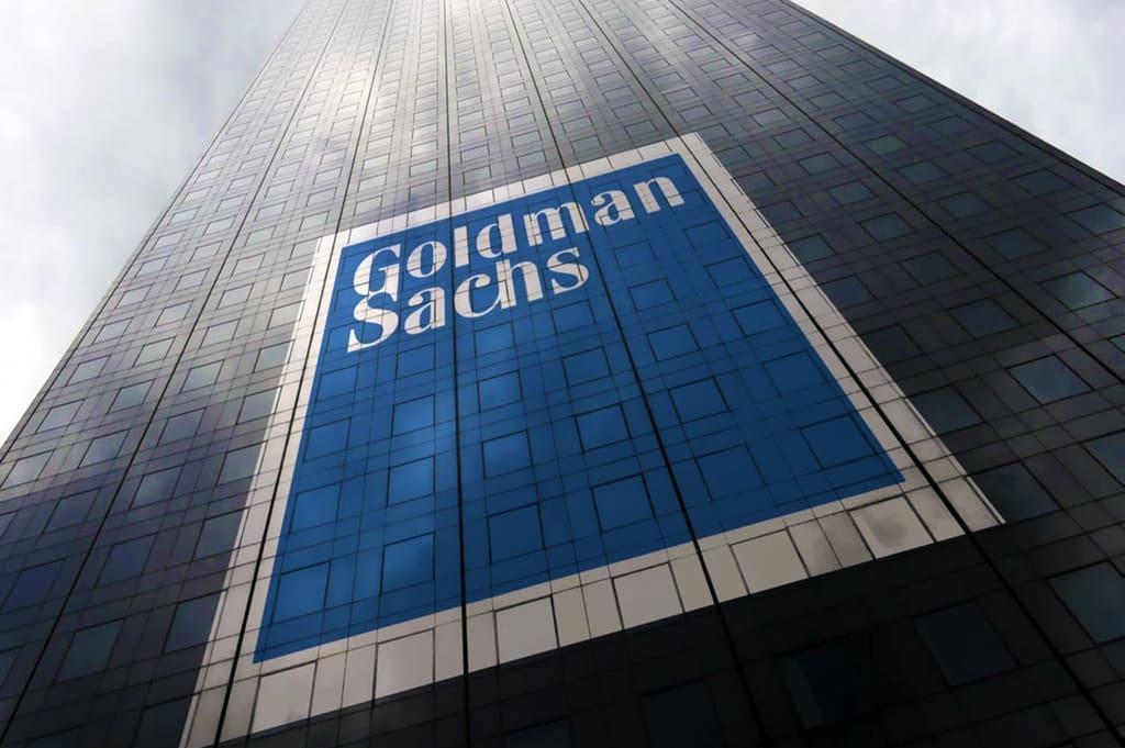 Goldman Sachs возжелал инвестировать в криптопроекты