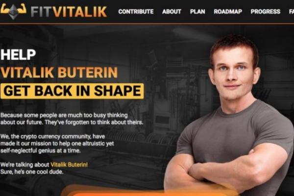 ICO поможет Виталику Бутерину прийти в здоровую физическую форму