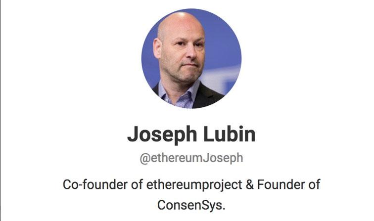 Проект LaneAxis раскрыл аферу, объектом которой стал основатель ConsenSys Джозеф Любин