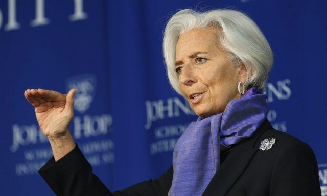 Глава МВФ: Криптовалюта не представляет опасности
