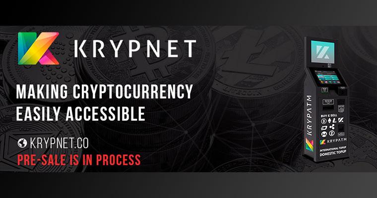 KrypNet выполняет обещания Bitcoin. Время пришло