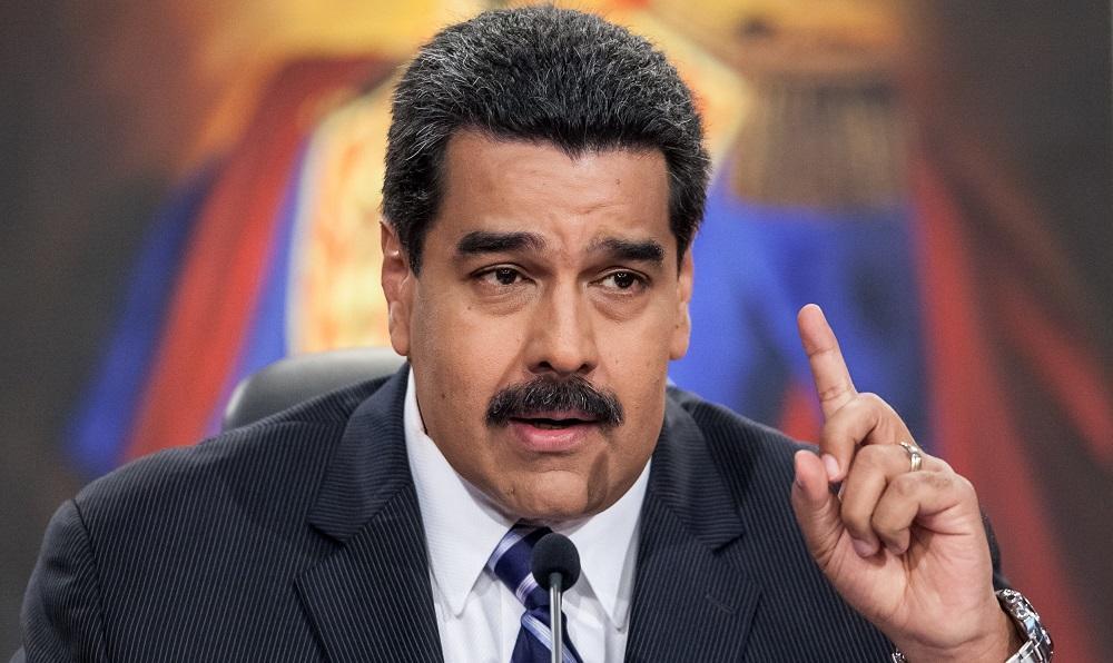 Новая волна протестов против действующего президента Венесуэлы охватила Каракас