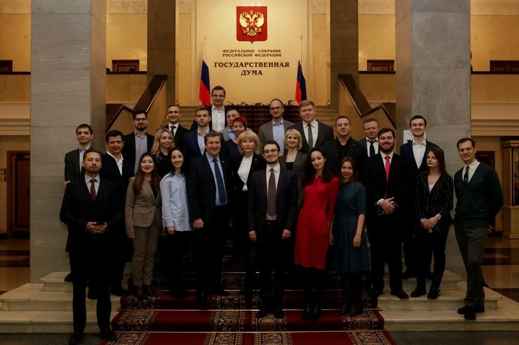 В Госдуме набрали новый поток юристов для обучения работе с криптоэкономикой