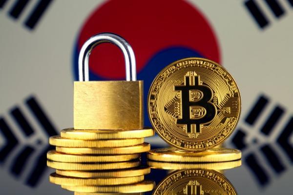 биткоин в Южной Корее