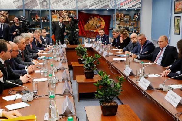 Криптовалюты стали одной из ключевых тем обсуждения на встрече президента России с журналистами