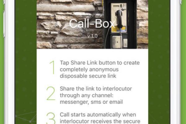 P2P-мессенджер CallBox на блокчейне обеспечит полную анонимность