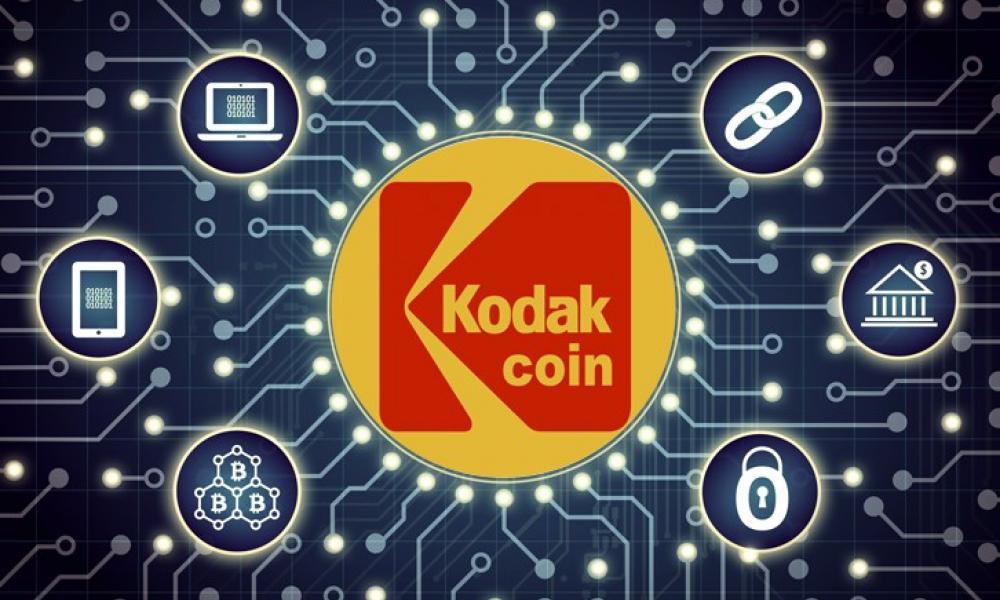 Продажи токенов KodakCoin стартуют через неделю