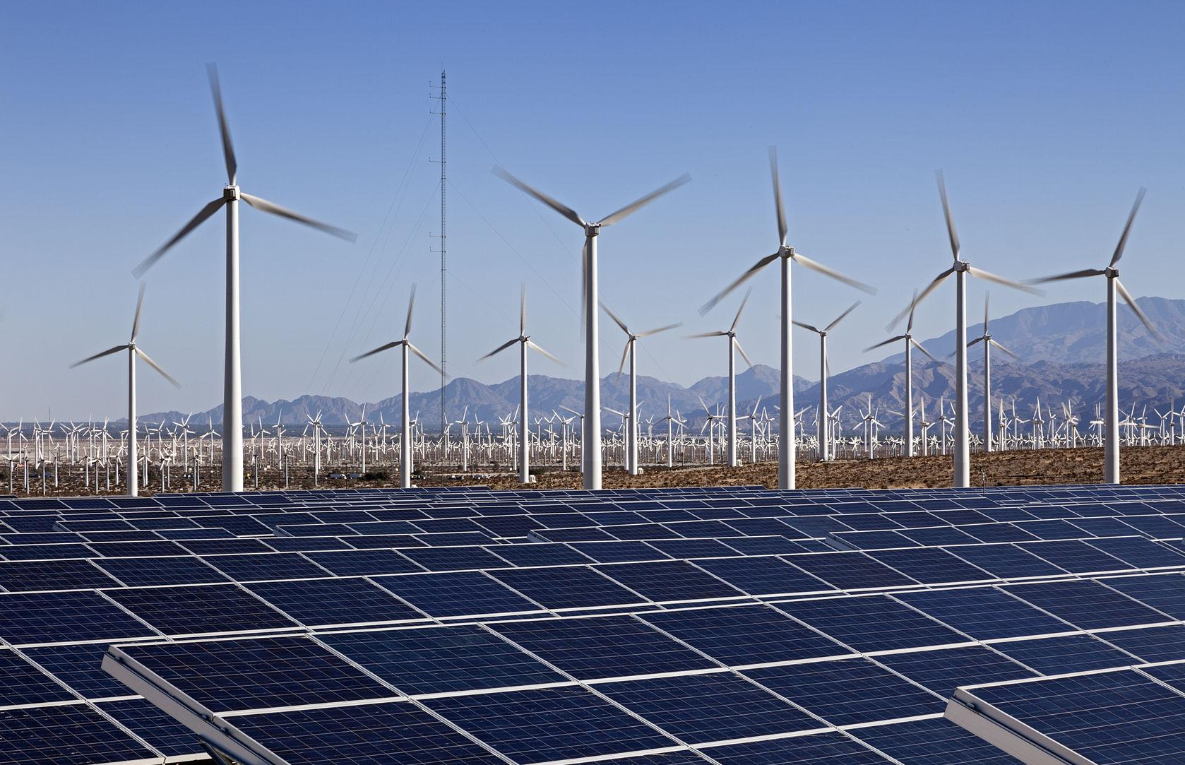 В Канаде будут майнить за счет солнца, ветра и природного газа