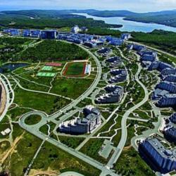 На острове Русский возведут майнинговый центр
