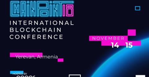 Конференция по блокчейну - ChainPoint18
