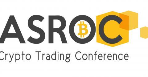 Конференция ASROC по теме «Торговля криптовалютами»