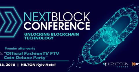 NEXT BLOCK Conference: Бобби Ли и Саймон Кокинг впервые выступят в Киеве