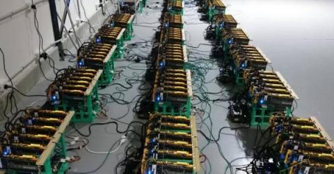 Дочернее предприятие Ростеха закупает оборудование для промышленного майнинга