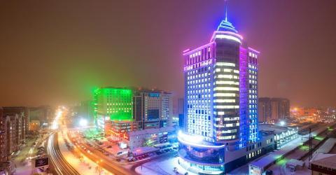 Эксперты признали Тюмень отличным городом для майнинга