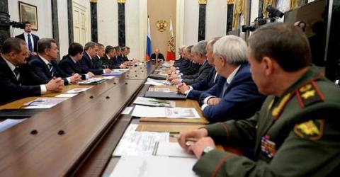 В Совбезе России анализируют перспективы блокчейна для нац.безопасности