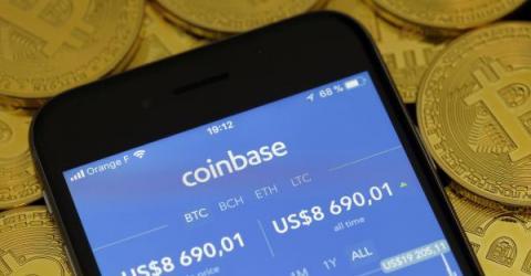Одна из крупнейших бирж Coinbase передаст данные пользователей налоговикам США