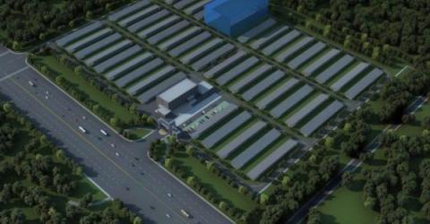 Бывший плавильный завод в штате Нью-Йорк станет крупным майнинг-центром биткоина