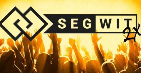 Segwit2X все-таки станет «рождественским подарком» для всего биткоин-сообщества