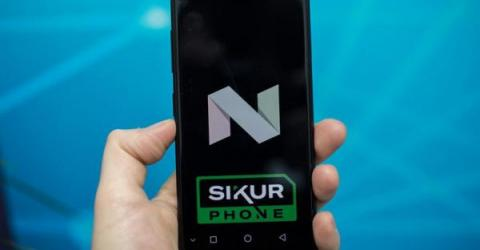 В Барселоне презентован смартфон для криптоинвесторов SIKURPhone