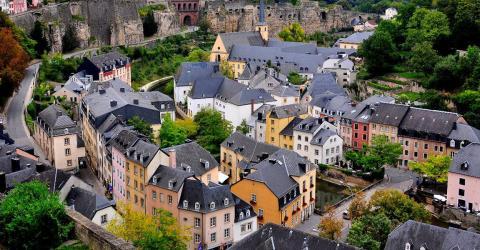 Люксембург легализовал криптовалюты и блокчейн в финансовой сфере