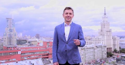Чем известен министр цифрового развития Константин Носков