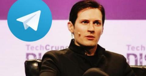 Основатель Telegram Павел Дуров рассчитывает на технологию блокчейн для защиты мессенджера