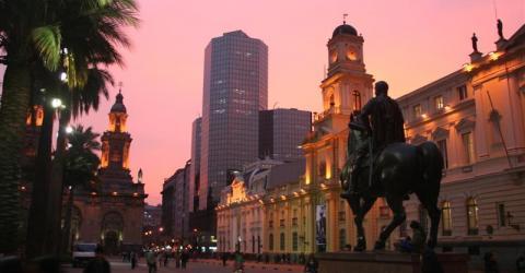 В Чили началось настоящее противостояние банков и криптобирж