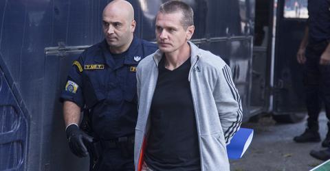 «Только в России я буду в безопасности»: Александр Винник прокомментировал данные о покушении на него в греческой тюрьме