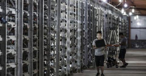 В Китае майнеры стекаются в Сычуань из-за дешевой электроэнергии