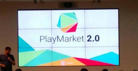 Магазин андроид-приложений PlayMarket 2.0 запускает ICO