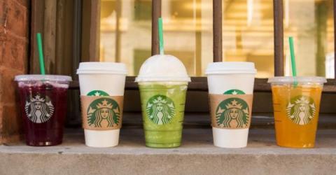Кофейни Starbucks внедряют блокчейн и криптовалюты