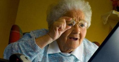 Как бабушка на майнинге заработала