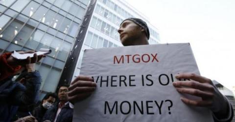СМИ: попечитель обанкротившейся криптобиржи Mt.Gox продал BTC на $400 млн и обвалил курс в начале года