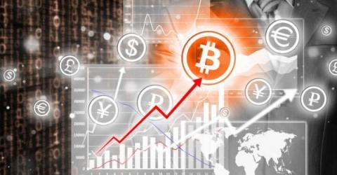 Коррекция биткоина привела к трехкратному росту числа ожидающих транзакций