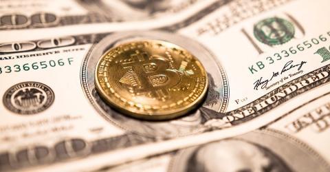 Падение акций в Европе, Китае и США на фоне роста курсов криптовалют