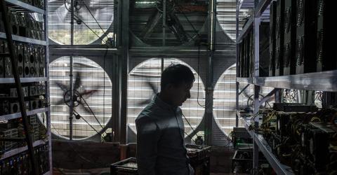 Похищенные в Исландии 600 установок для майнинга возможно нашли в Китае