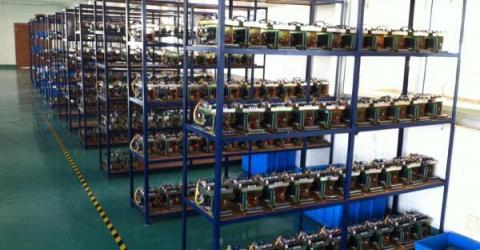Samsung Electronics будет выпускать чипы для майнингового оборудования российской компании Baikal