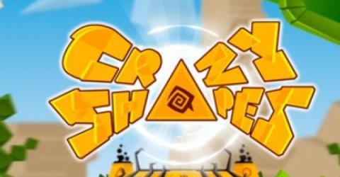 Игра Crazy Shapes проводит предварительное ICO игровых токенов