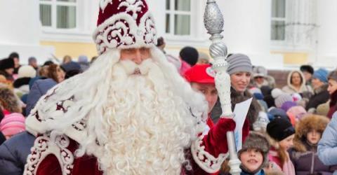 Российский Дед Мороз подумывает о майнинге