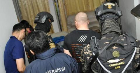 За задержанного в Тайланде «кибергангстера» Сергея Медведева вступились друзья