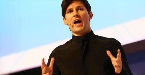 Мошенники снова пытаются нажиться на имени Павла Дурова