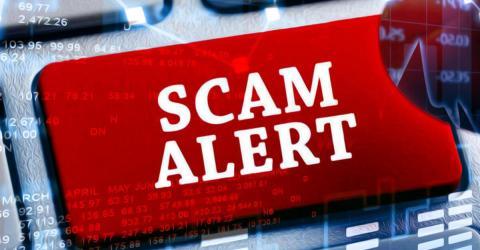 В Telegram мошенники представляются редакцией Cryptorussia. Будьте бдительны!