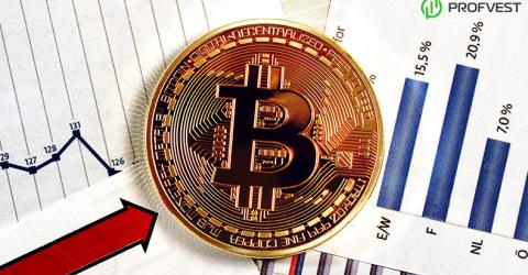 Позитивное начало мая на крипторынке: ждём биткоин выше $10000