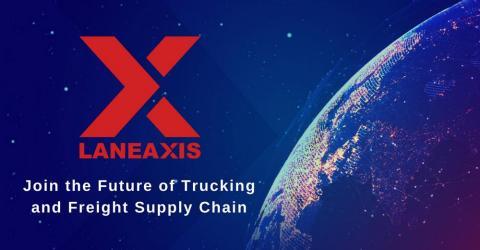 Инновационная логистическая платформа LaneAxis объявила о сотрудничестве с ICOBox для запуска продажи токенов
