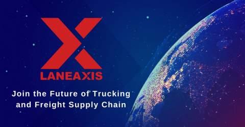 Как платформа LaneAxis с помощью блокчейна борется с неэффективностью грузоперевозок