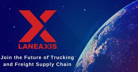 Платформа LaneAxis готовится к ICO, чтобы изменить рынок грузовых транспортных перевозок